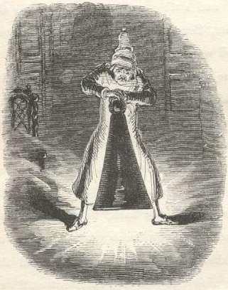 The Redemption of Scrooge: The Remembrance of Christmas Past