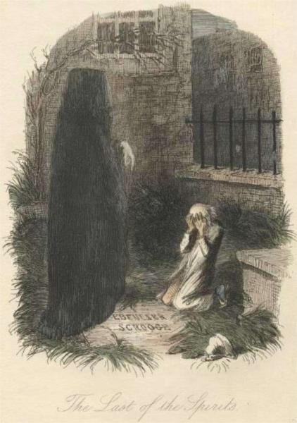 The Redemption of Scrooge: The Hope of Christmas Future